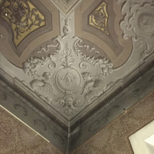 Project Florence – Ceiling decoration